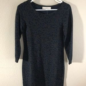 LOFT sweater dress XS